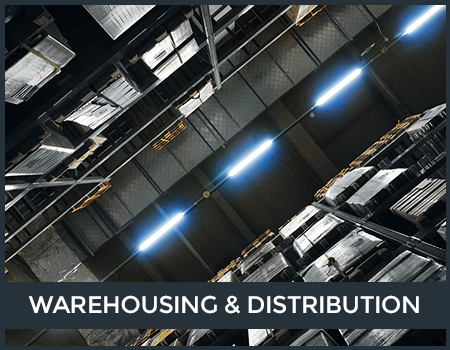 Warehousing & Distribution Icon